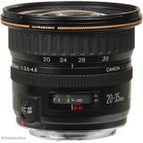 Canon Ef 20-35mm F/3.5-4.5 Usm Filtro 77mm Con Parasol