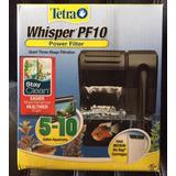 Filtro Tetra Whisper Pf10 Nuevo