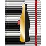 Caderneta Anotação 190x245mm G 80 Folhas Coca Cola Trends