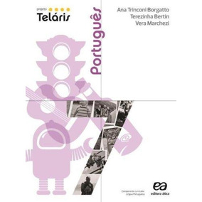 Projeto Telaris - Portugues - 7º Ano - Ensino Fundamental Ii