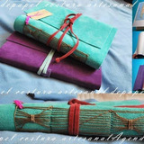 Cuadernos Artesanales 16x22. Originales. Bitácora De Viaje
