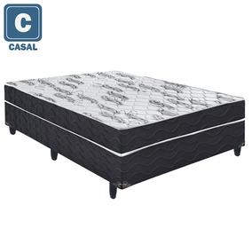Box Conjugado Casal Pelmex Active D28 57 X 138 X 188cm