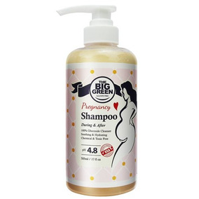 The Big Green Pregnancy Shampoo 505ml-natural Ingredients-su