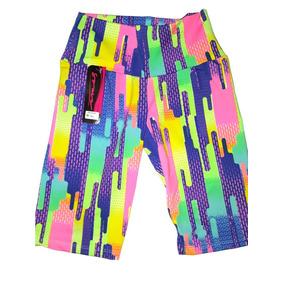 0a9db045ee Kit 2 Bermuda Feminina Moda Fitness Academia Ginástica - Calçados ...