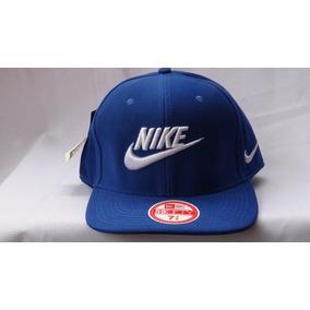 Boné Nike Sb Snapback Ara Reta Azul Gorro Chapéu Barato
