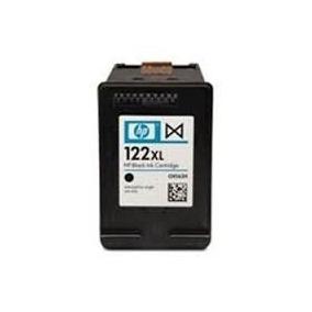 Cartucho Hp 122 Black Xl 25 Ml De Tinta Novo 1000 2050 3050
