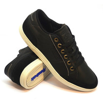 Zapatillas Reebok Modelo Urban Classic Deck Color Negro