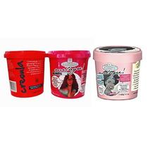 Creme De Pentear Creoula 930g+ Milagre 930g + Milagre Diet