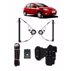 Kit Vidro Eletrico Fiesta 2003 2004 A 2009 2010 2011 Sensor.