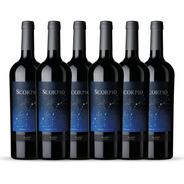 Vino Scorpio - Blend (caja X 6)