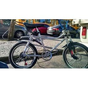 Bicicleta Brandani Linda Não É Caloi Monark