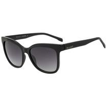 Bulget Bg 5060 - Óculos De Sol A01 Preto Brilho/ Preto