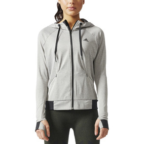 Campera adidas Training Performance Mujer Go