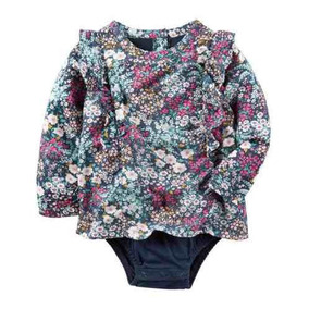 Carters Body Blusa Tall 24m