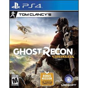 Ghost Recon Ps4 Vendo/cambio Cachorro