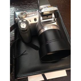 Camara Sony Gris Semi Profesional Modelo Dcs-h2