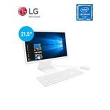 All-in-one Lg 22v270, 21.5 Ips Led, Intel Celeron N3450 Qua