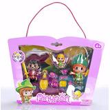 Pinypon Set Peter Pan Y Capitán Garfio - Giro Didáctico