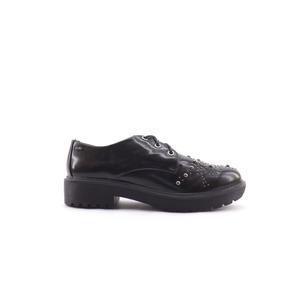Zapatos Mocasines Acordonado A Pie Grimoldi Dama Mujer Nuevo
