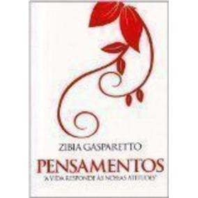 Livro Pensamentos Zibia Gasparetto