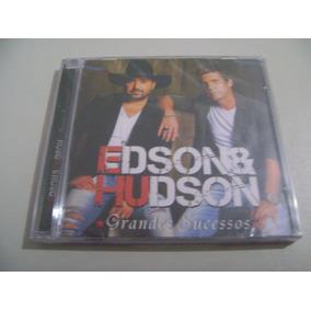 Cd Edson & Hudson Grandes Sucessos