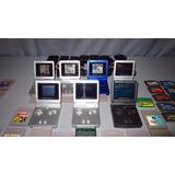 Consola Game Boy Advance Sp Para Game Boy Clasico Gbc Y Gba