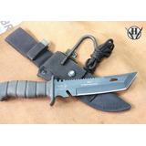 Cuchillo Tactico Yarara Ge-1 Combate Urbano Tanto Superviven