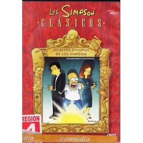 Secretos Oscuros De Los Simpson - Los Clásicos - 4 Episodios