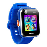 Reloj Smartwatch Vtech Camara Video Niños Kidizoom Dx2 Azul