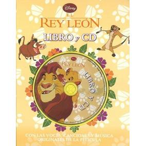 Disney: El Rey León (libro Y Cd) - Varios Autores