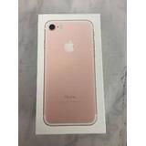 Iphone 7 De 32gb Nuevo Caja Cerrada Sellada Con Garantía