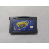 Gba: Crash Bandicoot 2 N-tranced Original + Garantia! Raro!