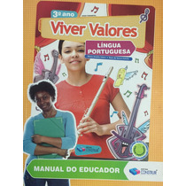 Viver Valores 3ºano, Língua Portuguesa