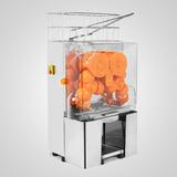 Exprimidor De Naranjas Industrial 100% Acero Inoxidable 110v