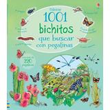 ** 1001 Bichitos Que Buscar Con Pegatinas ** Usborne