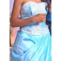 +++ Hermoso Vestido De 15 Años - Usado Una Sola Vez Remate!!