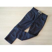 Calça Tigor T Tigre Jeans Escuro T.4-