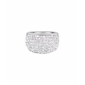 Anillo Swarovski® Crystals Rodio Nuevo Oferta San Valentin!