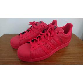 zapatillas adidas rojas mercadolibre