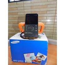 Filmadora Samsung W350 Full Hd- A Prueba De Golpes/acuatica