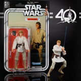 Luke Skywalker, The Black Series 40th Anniversary