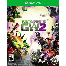 Plants Vs Zombies Gw2 (nuevo Sellado) - Xbox One