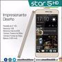 Teléfono Celular Movil Androide Smooth 5 Hd Dual Sim Libera