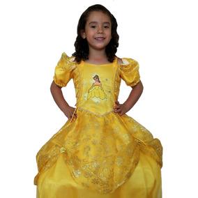 Vestido De Bella Durmiente Para Niña Princesa