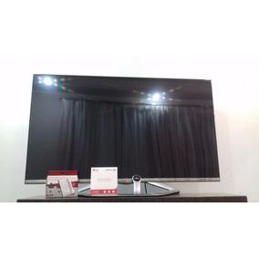 Smart Tv Led 3d 55 Lg Cinema Full Hd 55la6610 Tela Quebrada