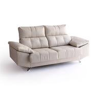 Sillon Sofa 3 Cuerpos Cuerotex Lino Pana Premium Valencia