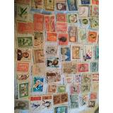 Coleccion De Estampillas. Lote X 950