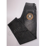 Calça Jeans Xxl 55 Tam Grande Cinza Hip Hop Crazzy Store