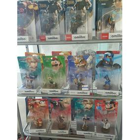 Amiibos Nintendo Super Smash Bros