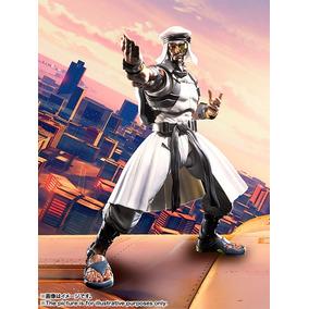 Rashid - Street Fighter - Sh Figuarts Bandai